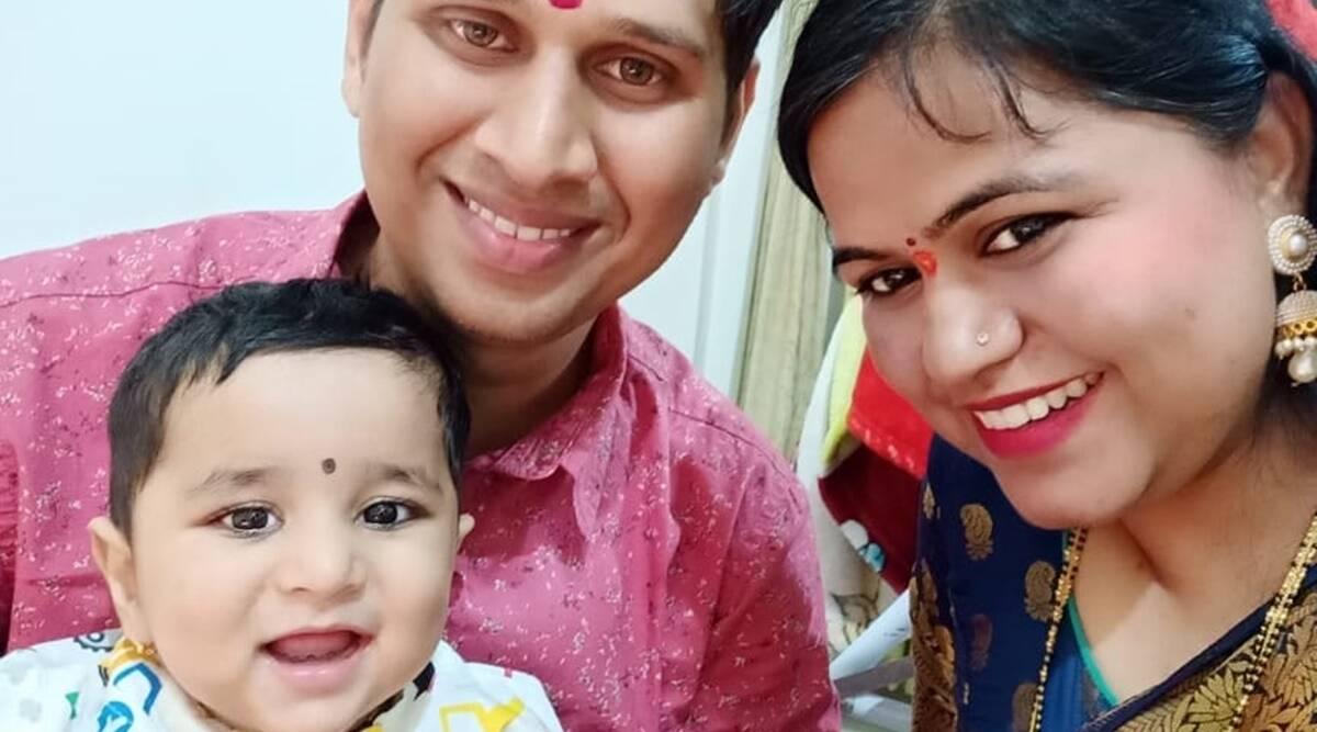 Pune couple crowdfunding treat their one-year-old suffering from rare genetic disease