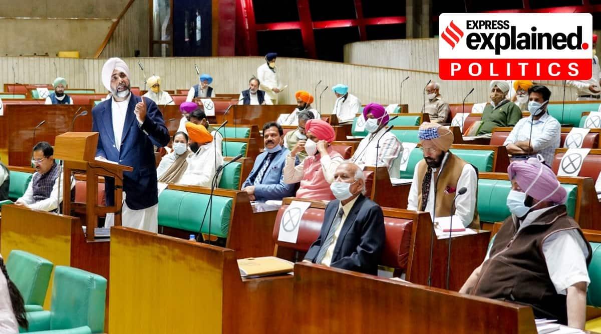 Punjab Assembly, Punjab budget