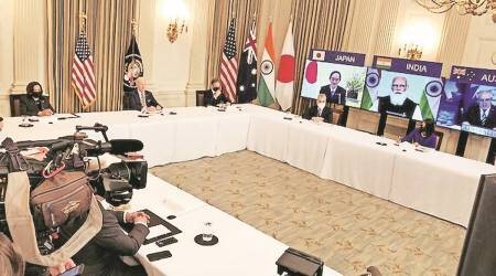 India to make US vaccines with Japan funds, Australia logistics