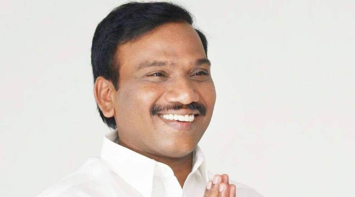 DMK, A Raja, Tamil Nadu election, Tamil Nadu assembly election 2021, india news, indian express