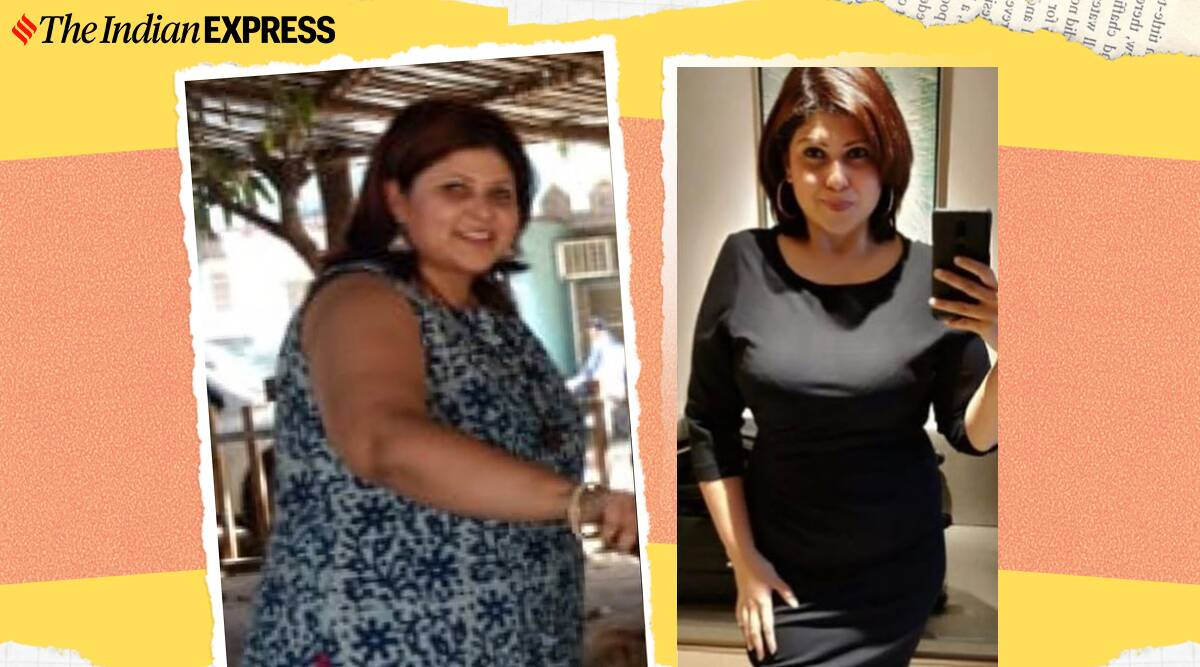 weight loss, ria ankola, ria banerjee ankola, indianexpress.com, indianexpress, weight loss, fitness news, fitness goals,