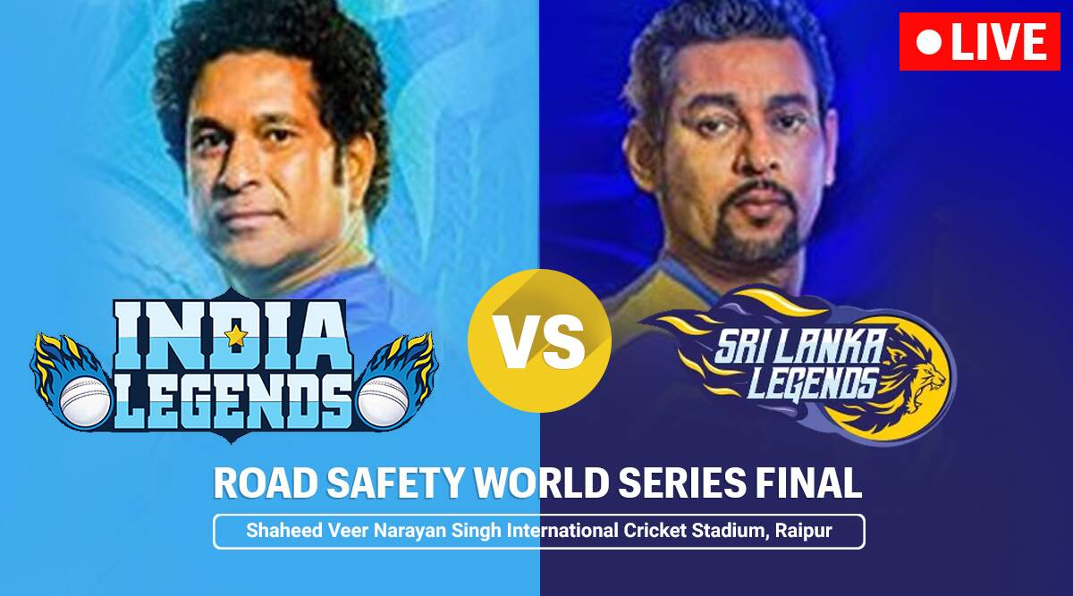 India Legends vs Sri Lanka Legends Final 2021: Latest Score Update 'India Legand Set 181 target for WID legend