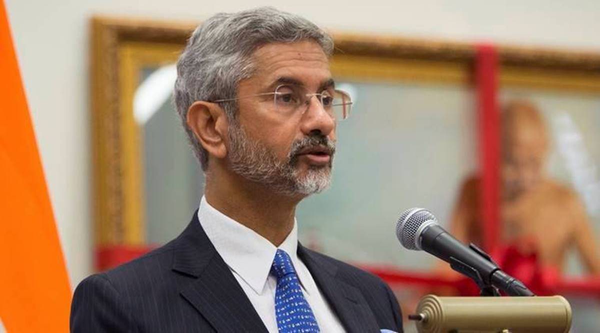 S Jaishankar, World media, indian government failures, indian government, indian diplomat, india pandemic handling, indian express