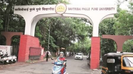 Punen University circle junction, SSPU, Savitrabhai Phule Pune University