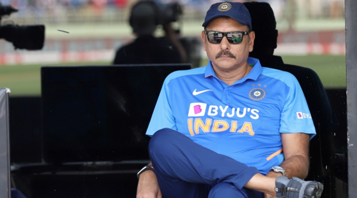 Ravi Shastri hits out at ICC for changing World Test Championship points  criterion | Sports News,The Indian Express