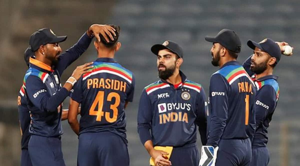 1st ODI, India vs England