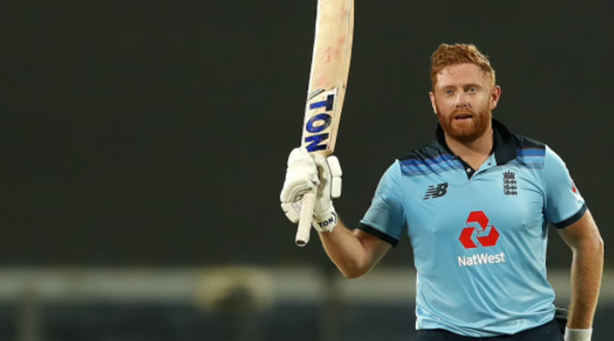 'He can feel free to call me': Jonny Bairstow hits back at Sunil Gavaskar for 'uninterested' comment - The Indian Express