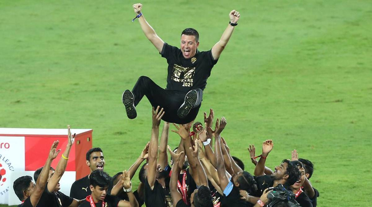 How Manchester played key role in Mumbai club's first football title