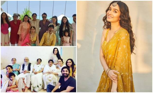 Shraddha Kapoor birthday Inside her family moments