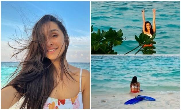 Shraddha Kapoor is on a family vacation