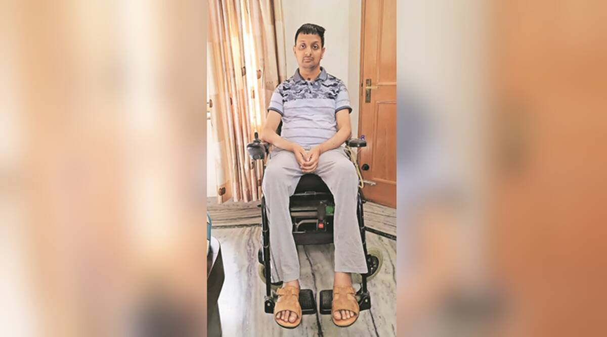 Injured at NDA in 2012, a push for new wheelchair highlights Defence dilemma