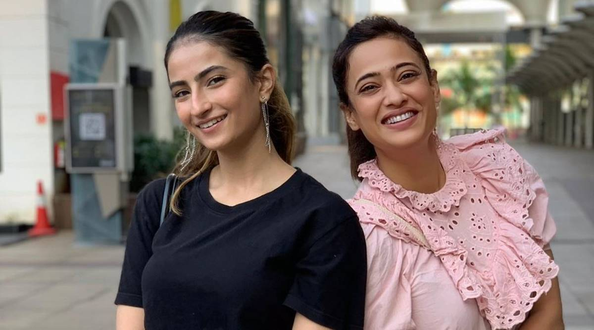 Shweta Tiwari opens up on her decision to walk out of 2 abusive marriages, asks daughter Palak to 'learn from my experiences' - The Indian Express