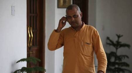 Somnath Bharti sent to jail, AAP MLA prison sentence, damage to public property, Delhi news, indian express news