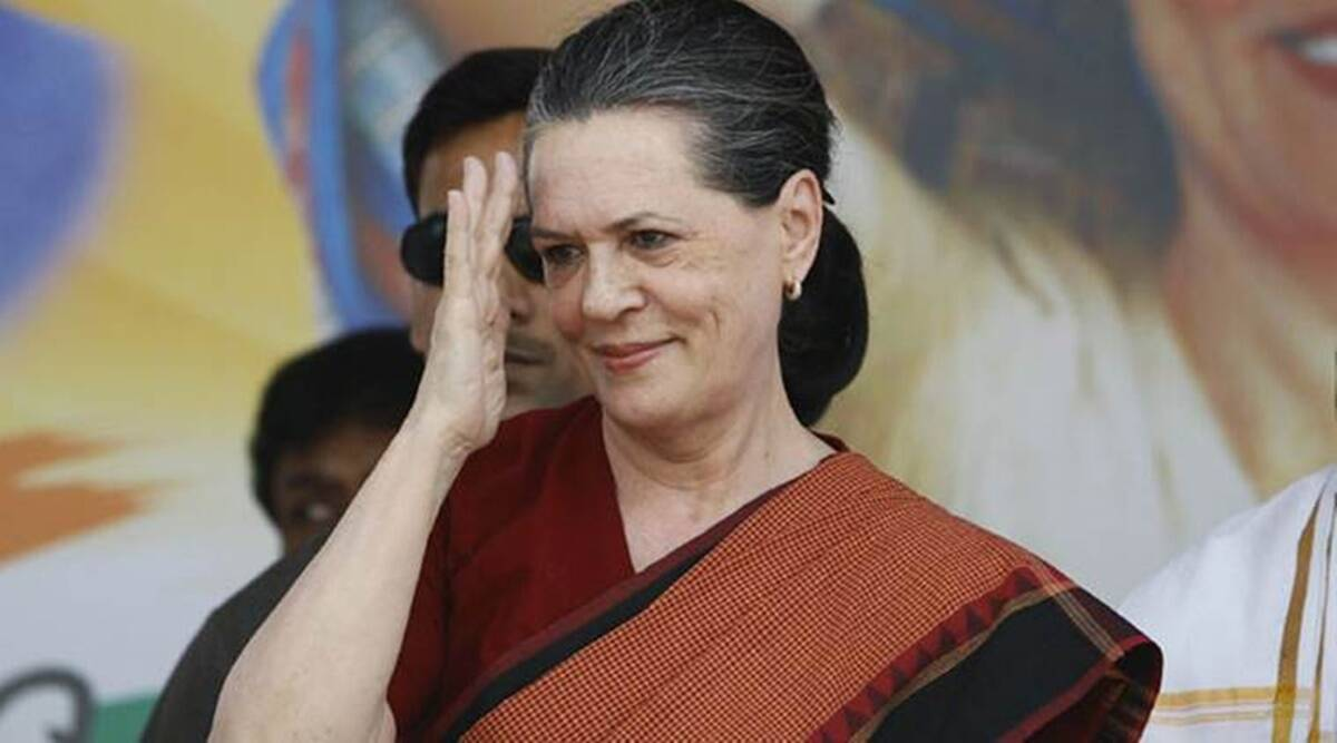 Congress letter, Sonia Gandhi, Ranji Thomas, Congress internal party member, AICC secretary, Congress internal problems, Congress news, india news, indian express