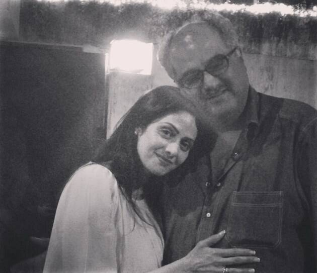 Sridevi and Boney Kapoor wedding Anniversary