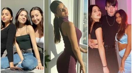 Suhana Khan life with friends in 8 photos