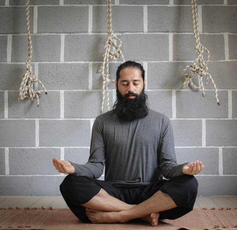 yoga poses, yoga asanas to improve sleep, yoga poses for better sleep, yoga for health, yoga asanas to try at night, indian express news