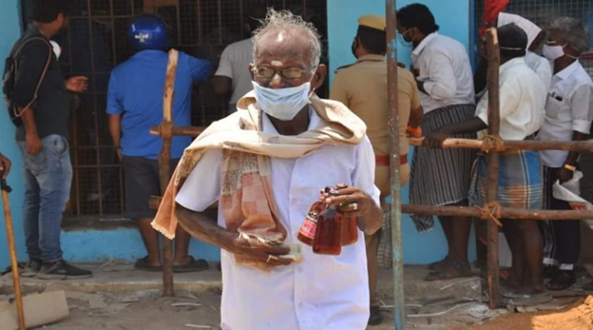 Tamil Nadu, TASMAC, Tamil Nadu liquor