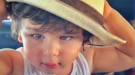 Taimur Ali Khan: Aunt Saba Ali Khan shares adorable photos of the little nawab