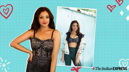 tanushree dutta, tanushree dutta fitness, fitness goals, tanushree dutta news, intermittent fasting, tanushree dutta fasting, indianexpress.com, indianexpress,