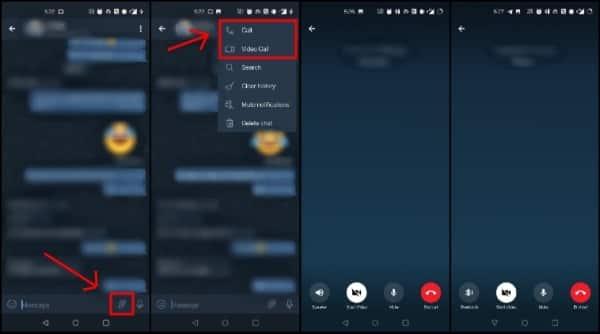 Telegram, Telegram voice chat, Telegram voice calls, Telegram group video calls,