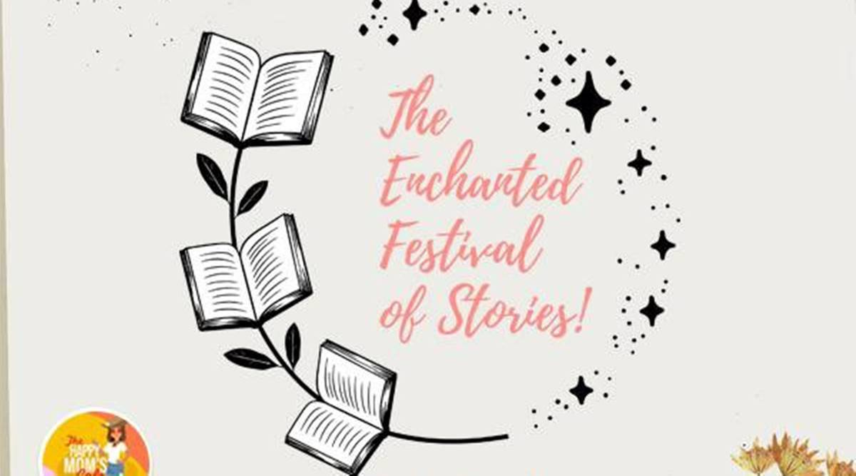 The Enchanted Festival of Stories, stories for children, storytelling, festival of stories for children, stories by children, parenting, indian express news