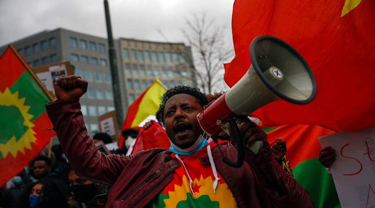 Fact check: Are other nations involved in the war in Tigray?