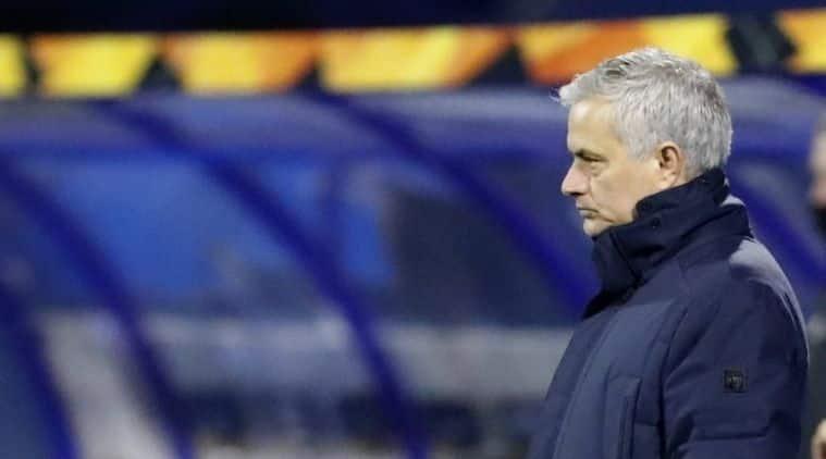 Jose Mourinho, Tottenham Hotspur vs Dinamo Zagreb