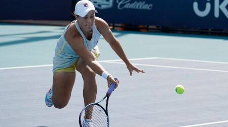 Ash Barty, Miami Open