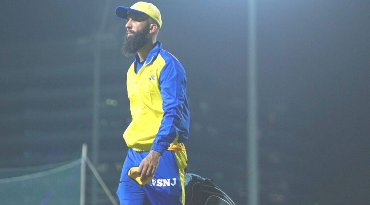 MS Dhoni helps players improve their game, says CSK all-rounder Moeen Ali |  Sports News,The Indian Express