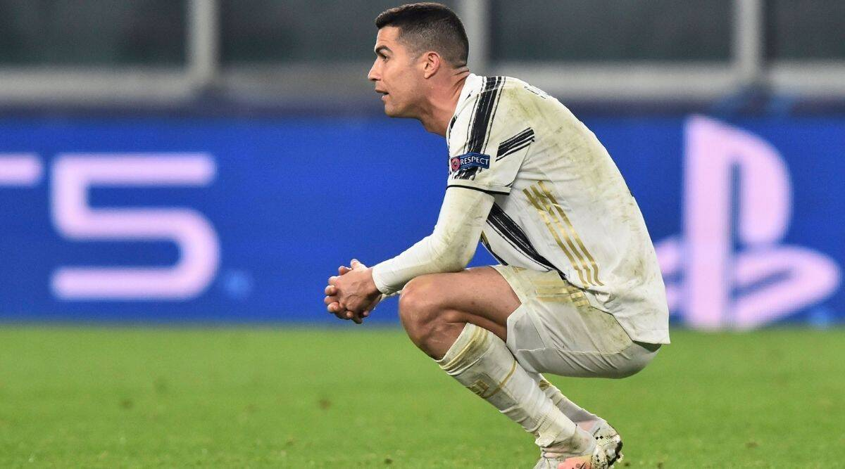 Cristiano Ronaldo after Juventus' UCL exit: 'True champions never break!' - The Indian Express
