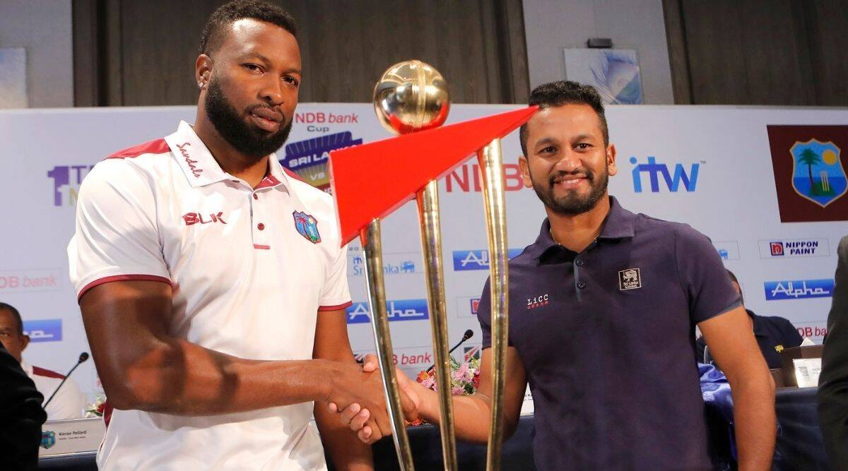 West Indies vs Sri Lanka 1st ODI Live Streaming: Kieron Pollard Dimuth Karunaratne