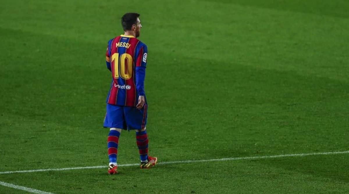 Lionel Messi, Xavi