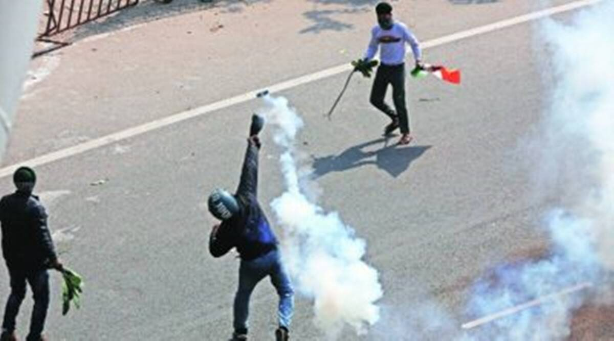 19-yr-old gets bail in Republic Day violence case