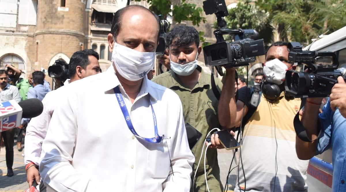 Sachin Vaze, Mukesh Ambani residence bomb scare