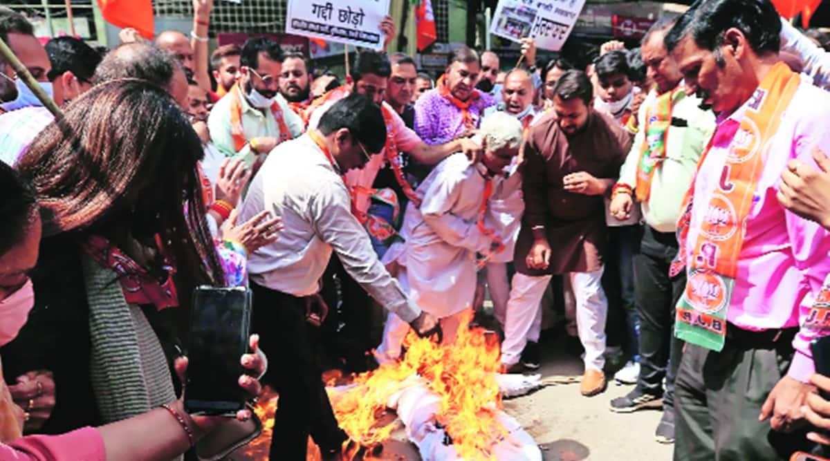 Attack on Abohar MLA: Clash between farmers, BJP leaders averted in Kapurthala