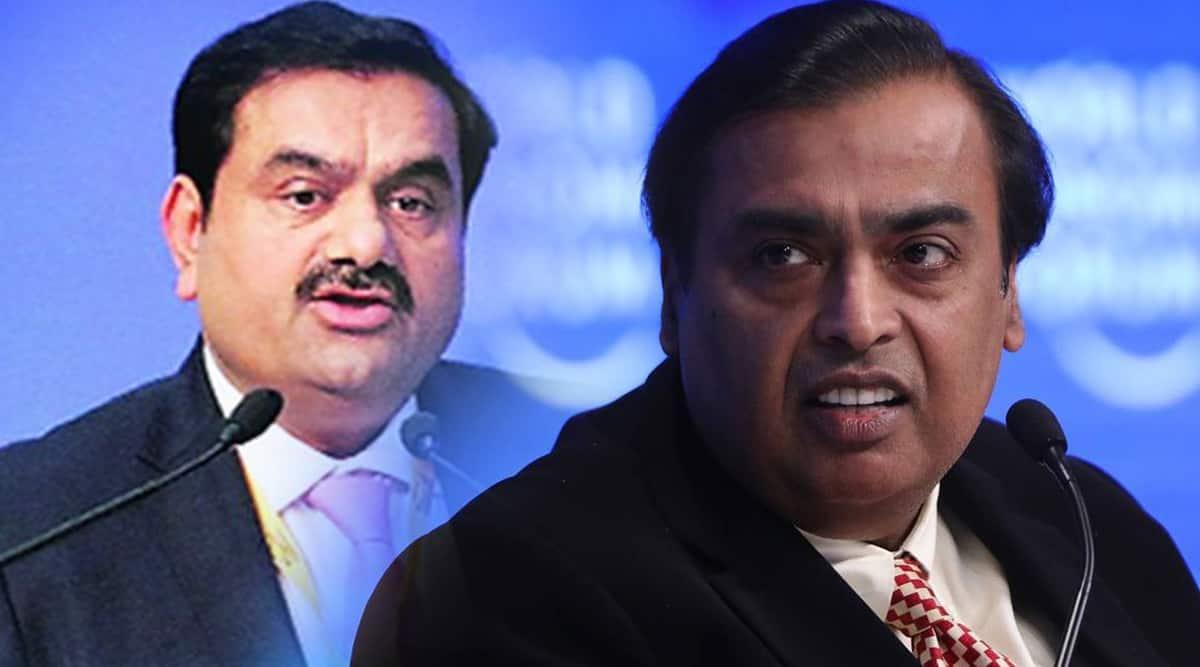 Mukesh Ambani, Gautam Adani, Shiv Nadar: The wealthiest Indians in global rich list - The Indian Express