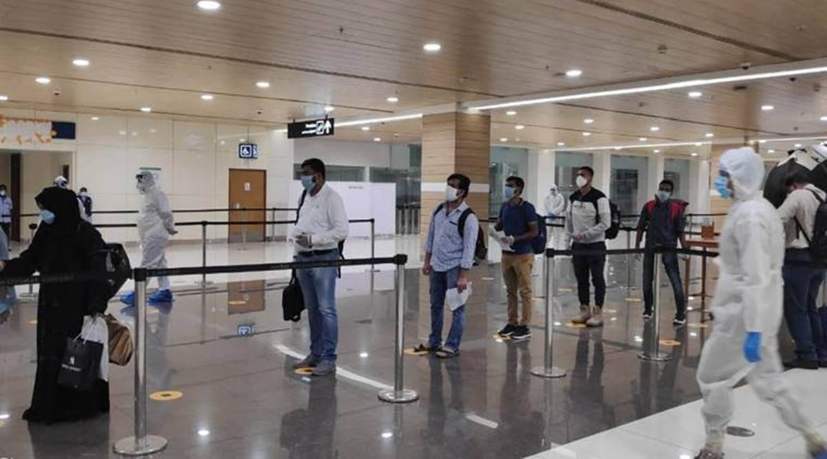 Flyers to be deboarded, tagged 'unruly' for violating Covid norms: DGCA's fresh warnings - The Indian Express
