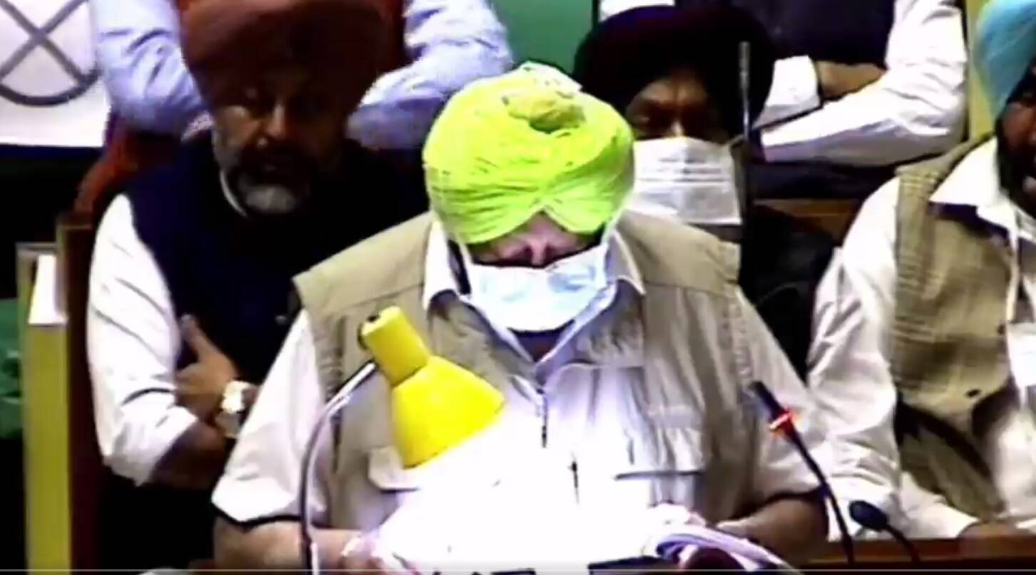 Punjab Assembly: Suspension of 10 Akali MLAs revoked