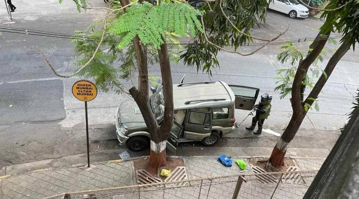 Mumbai: Owner of vehicle spotted with explosives outside Mukesh Ambani's house found dead