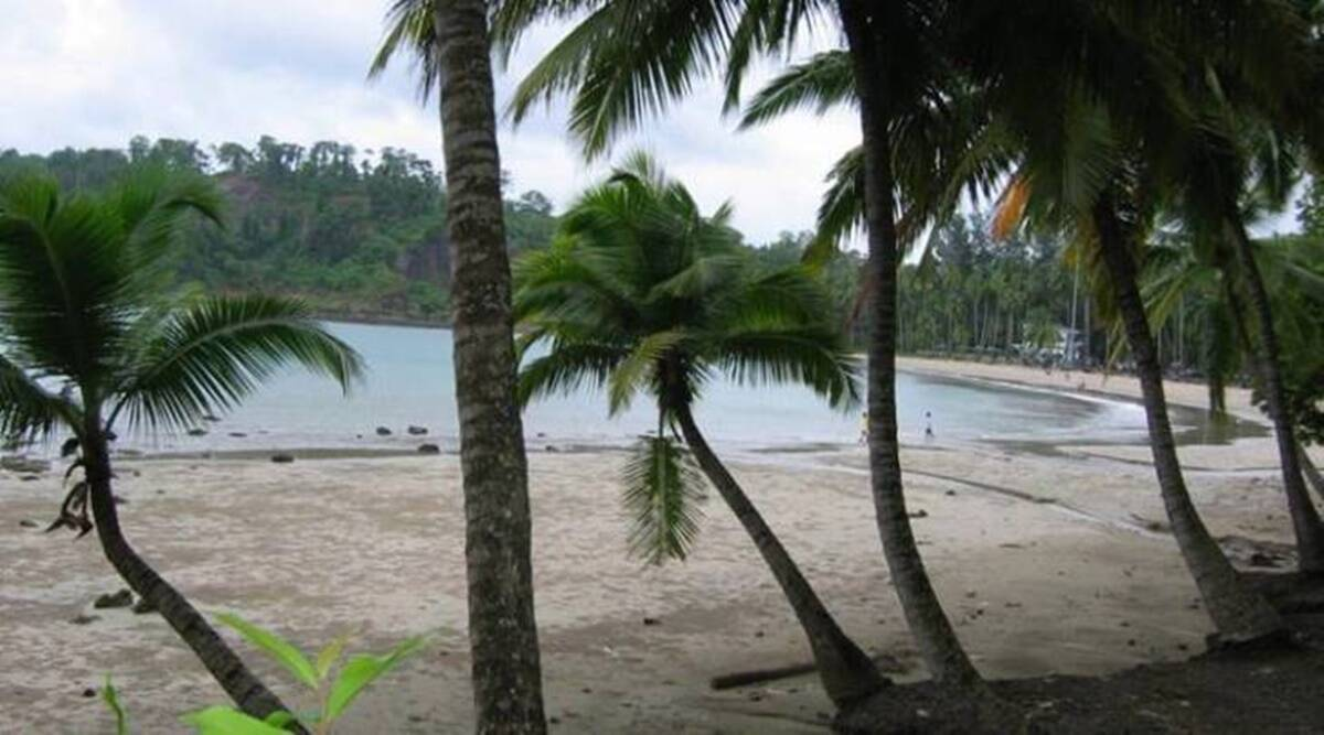 Andaman covid case
