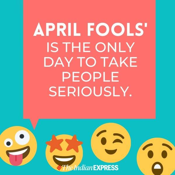 Happy April Fools' Day 2021