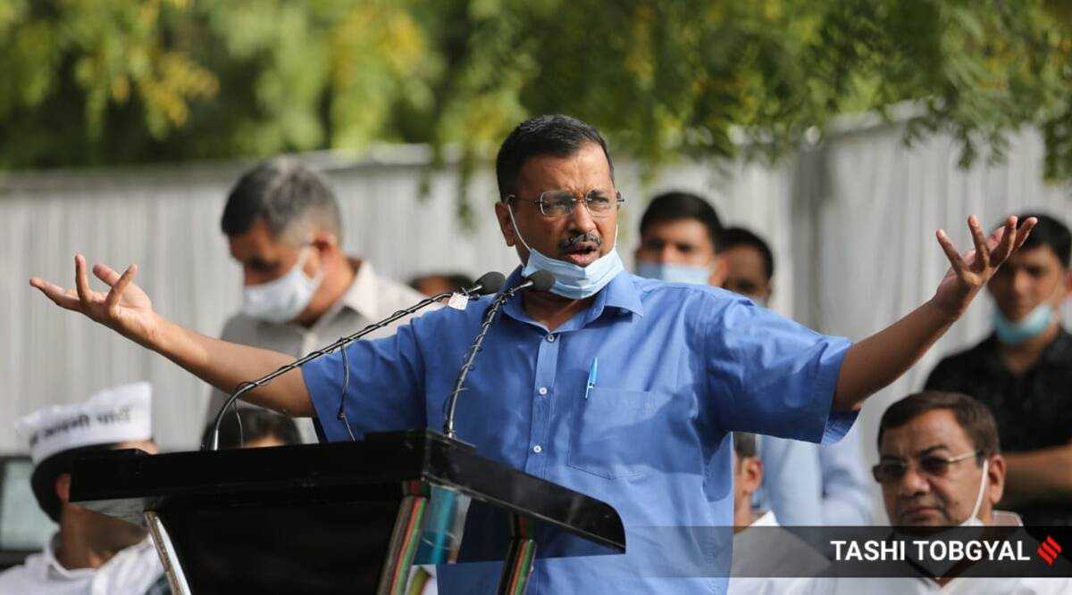 Punjab farmers first voice of resistance, says Kejriwal; assures jobs to 'cheated' youth if AAP wins in 2022 polls
