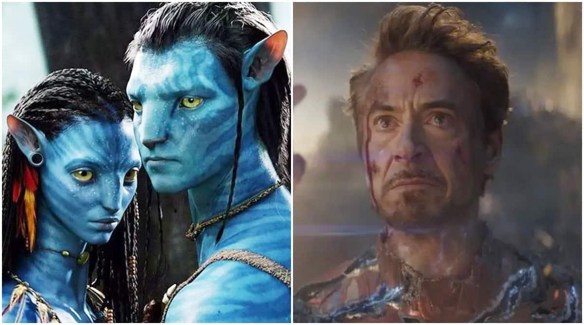 Avatar, avengers endgame,