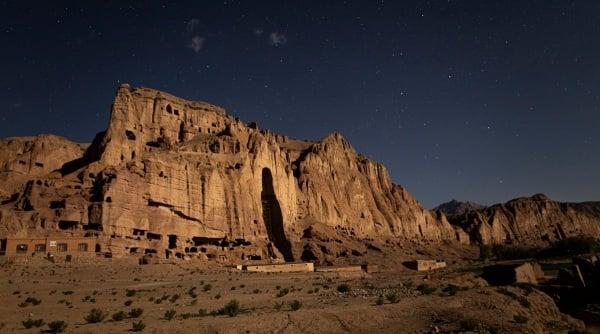 Bamiyan Buddhas, Bamiyan Buddhas 3D projection, Bamiyan Buddhas Taliban, Taliban blows up Bamiyan Buddhas, What is Bamiyan Buddhas, Indian Express