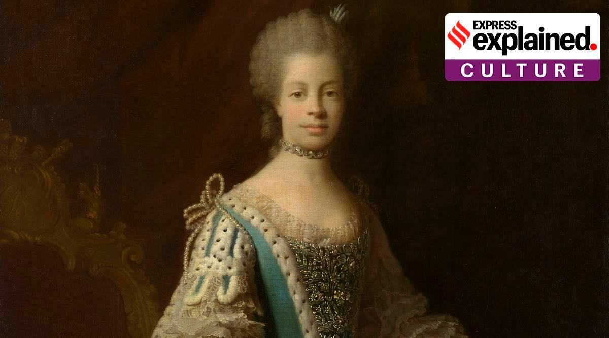 Explained: Amid Meghan Markle 'racism' row, what we know of Queen Charlotte, claimed to be 'Britain's Black queen' - The Indian Express