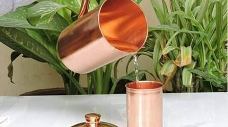 copper vessels, how to wash copper ware, copper ware benefits, copper benefits for one's body, indianexpress.com, indianexpress, copper ware uses, copper ware cleaning, dixa bhavsar,