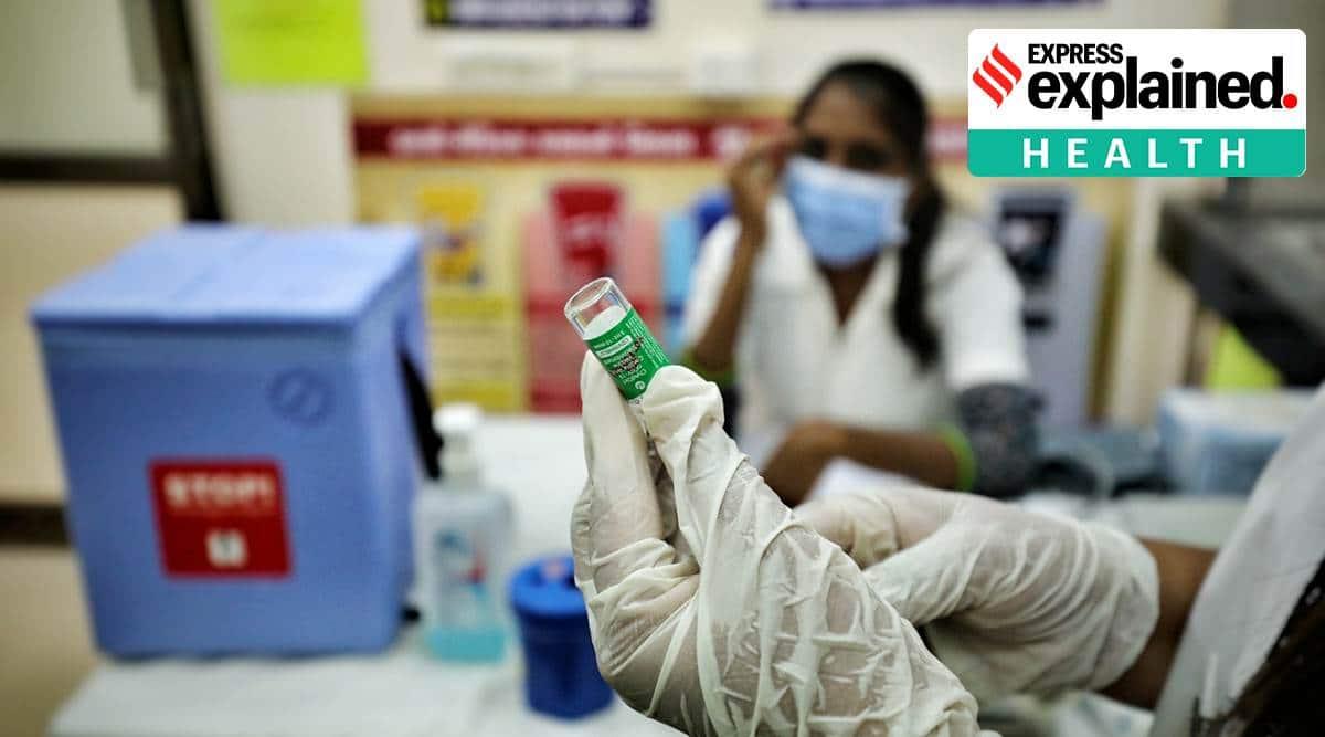Covishield, Covishield doses, Covishield news, Covishield vaccines, Covishield efficacy data, Indian Express