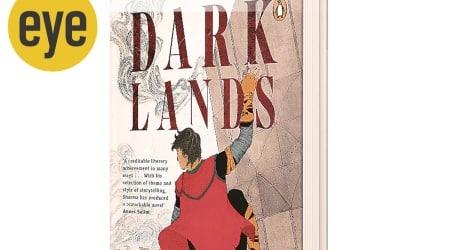 darklands, arnav das sharma. book