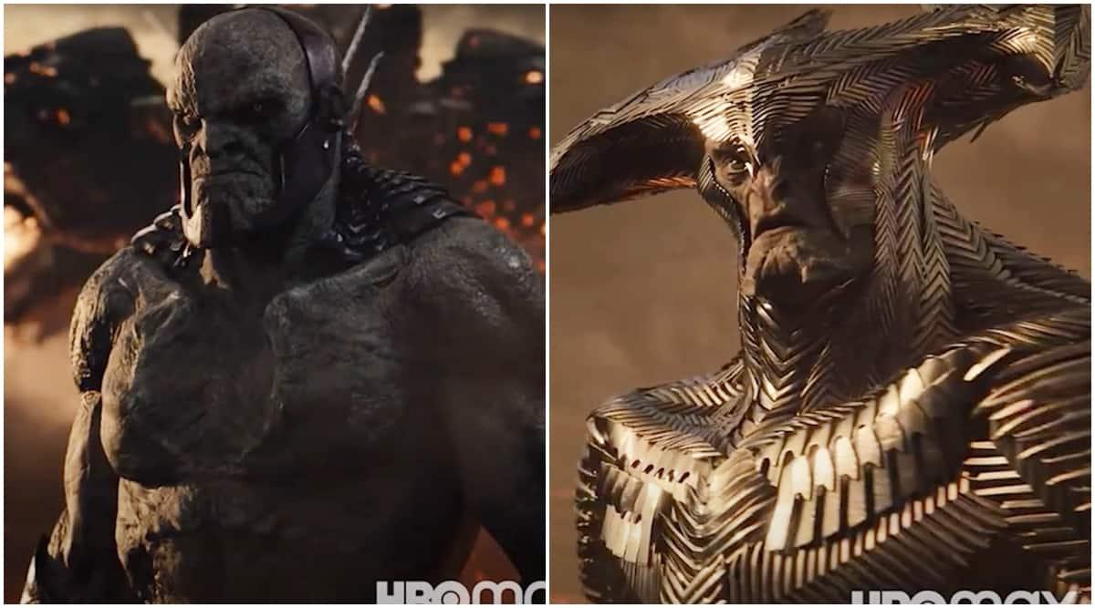 Zack Snyder's Justice League, darkseid, steppenwolf